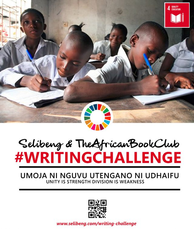 Selibeng.com and The African Book Club Writing Challenge 2018